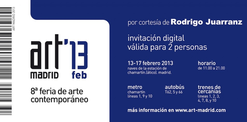 Invitación DIGITAL 13 traz