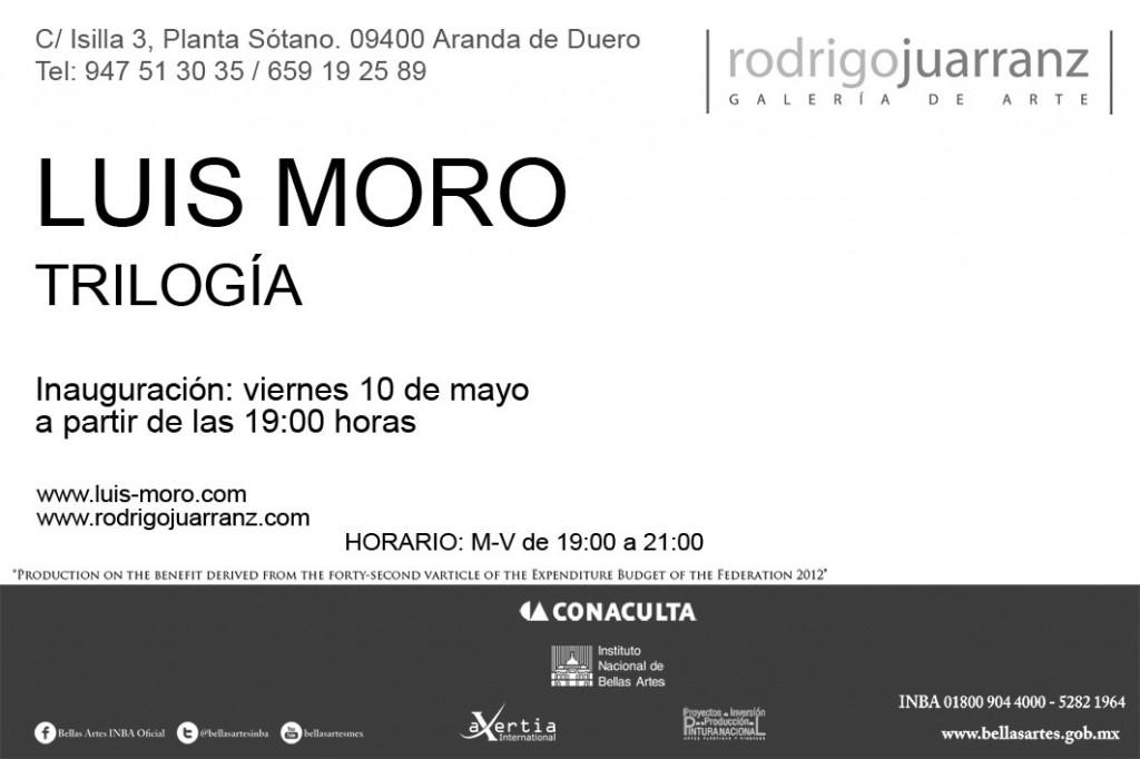 Galería Rodrigo Juarranz Luis Moro